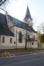 Kostel ze severní strany (2013, ew)