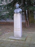 Busta Antonína Dvořáka (Kralupy nad Vltavou, Česko)