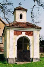 Kaple Nejsvětější Trojice (Mělnická Vrutice, Česko)