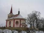 Kostel sv. Gotharda (Krupá, Rakovník, Česko)
