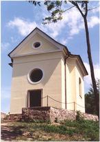 Kaple Povýšení Sv. Kříže (Svatý Jan pod Skalou, Česko)