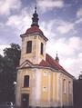 Kostel Všech svatých (Bratronice, Česko)