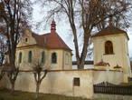 Kostel sv. Martina (Olešná, Rakovník, Česko)