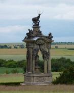 Pomník císaře Karla VI. (Hlavenec, Česko)