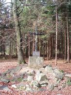 Gangloffův kříž (Třemšín, Česko)