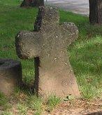 Kamenný kříž (Jesenice, Rakovník, Česko)