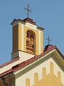 Zvonička se sochou sv. Václava (2015, ew)