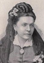 Gayerová, Eleonora z Ehrenbergů, 1832-1912