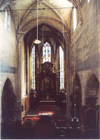 Kostel sv. Gotharda (Slaný, Česko)