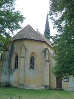 Kostel sv. Vavřince (Senomaty, Česko)