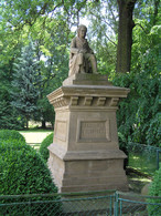 Pomník Josefa Jungmanna (Olovnice, Česko)