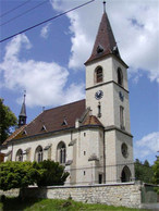 Kostel sv. Markéty (Kroučová, Česko)