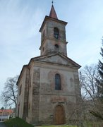 Kostel Stětí sv. Jana Křtitele (Pozdeň, Česko)