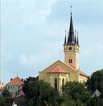 Kostel Českobratrské církve evangelické (Čáslav, Kutná Hora, Česko)