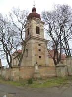 Kostel sv. Petra a Pavla (Kolešovice, Česko)