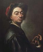 Brandl, Petr, 1668-1735