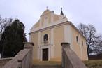 Kostel sv. Jana Nepomuckého (Cerhenice, Česko)