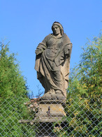 Socha Panny Marie (Mutějovice, Česko)