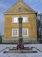 Pomník padlým v první světové válce (Mutějovice, Česko)